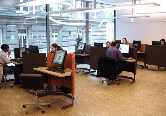 Bibliothèque municipale - Luxembourg