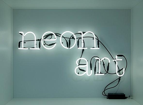 Neon art carrerouge luminaires et mobilier de design - Applique neon design ...