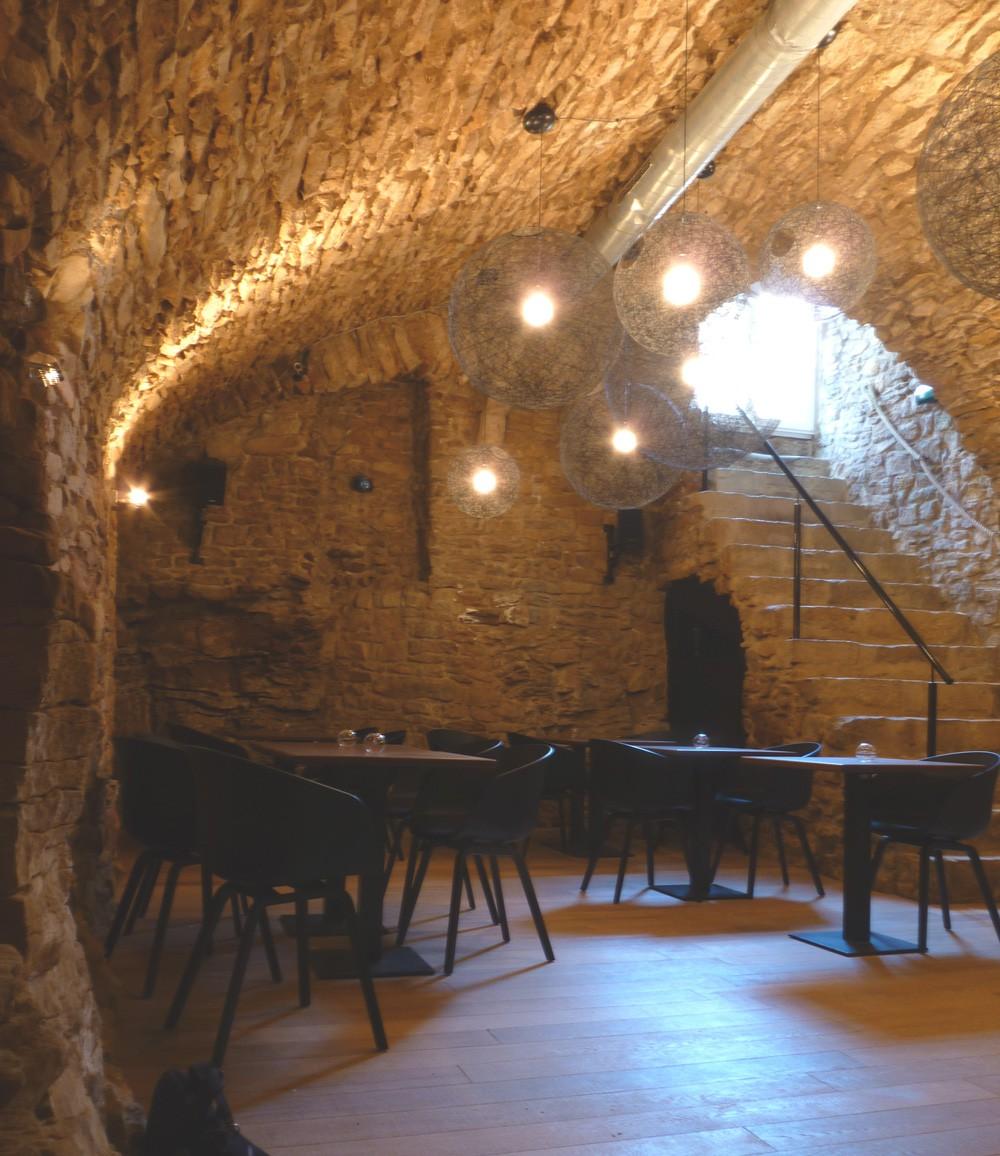 """Restaurant/bar """"Bulle à vin"""""""