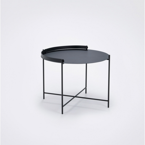 EDGE TRAY TABLE MEDIUM Ø62