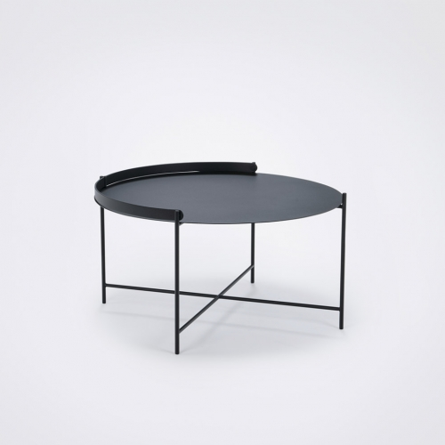 EDGE TRAY TABLE LARGE Ø76